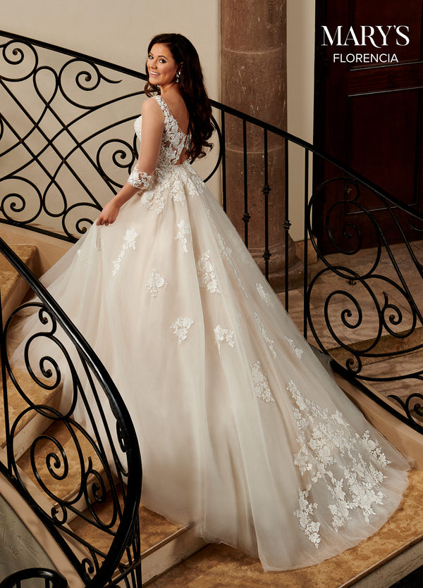 Mary's - Wedding Dress- MB3119