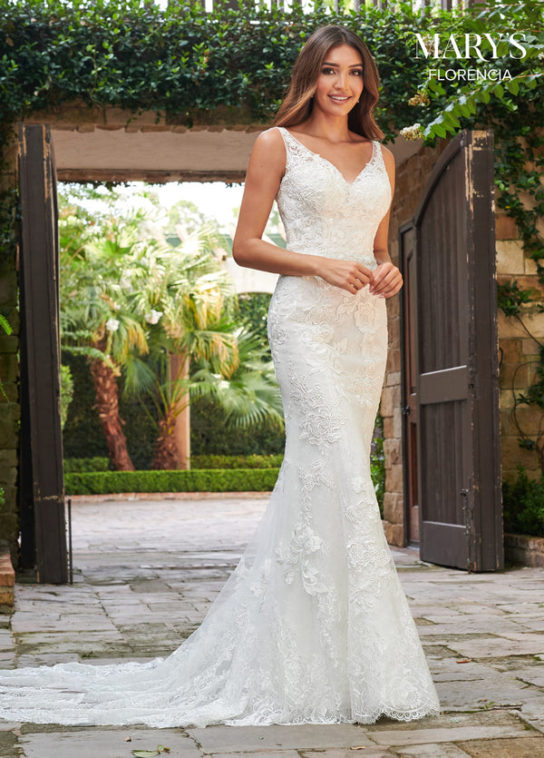 Mary's - Wedding Dress- MB3122