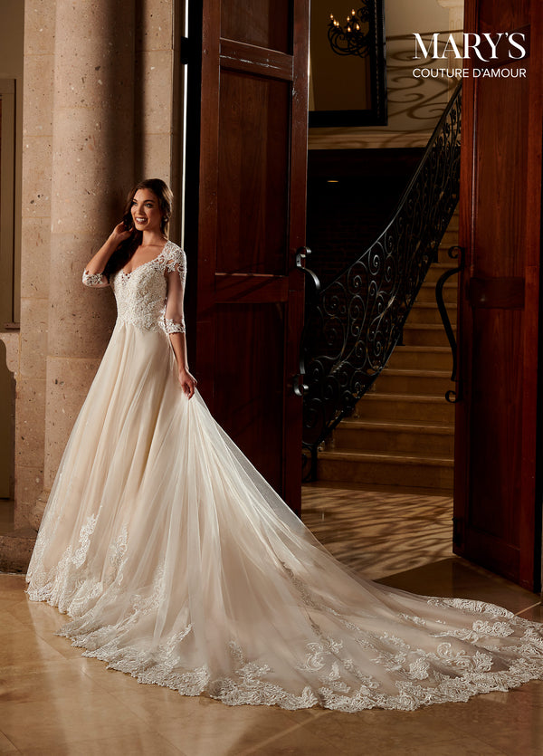 Mary's - Wedding Dress- MB4098