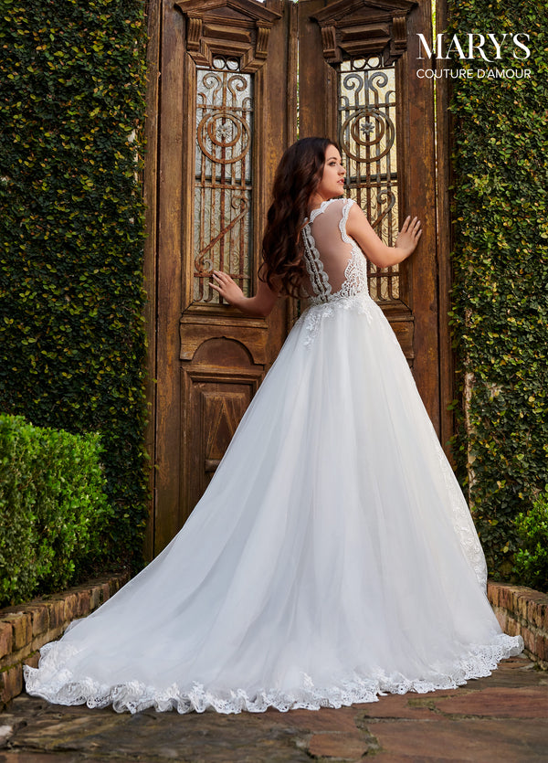 Mary's - Wedding Dress- MB4101