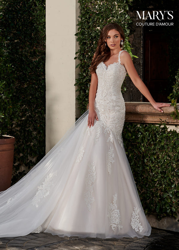 Mary's - Wedding Dress- MB4104