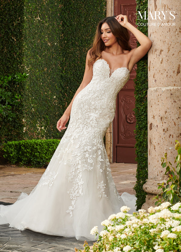 Mary's - Wedding Dress- MB4108