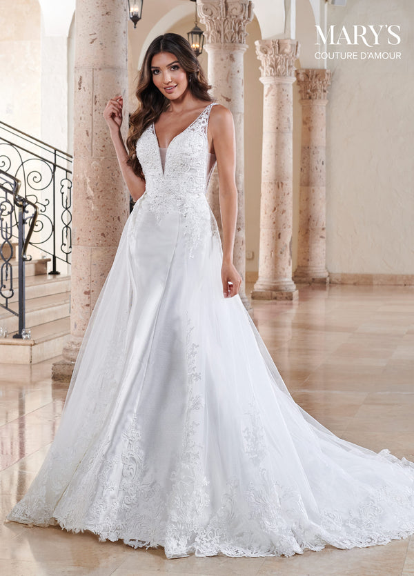 Mary's - Wedding Dress- MB4109