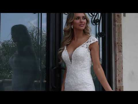 Mary's - Wedding Dress- MB4105