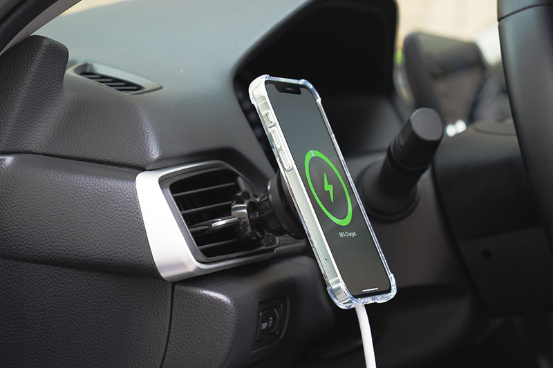 ZEERA SUVOLT GEN2 MagSafe Wireless Car Mount Charger For iPhone 12,Pro,Pro Max,Mini