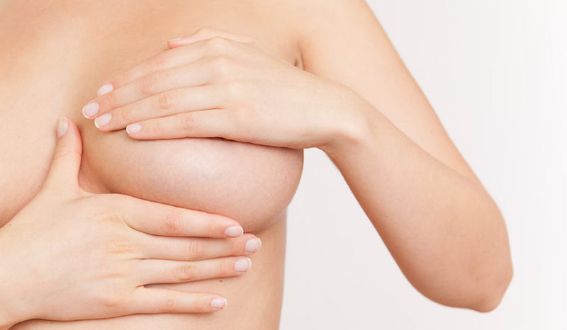 How to check your breasts for breast cancer