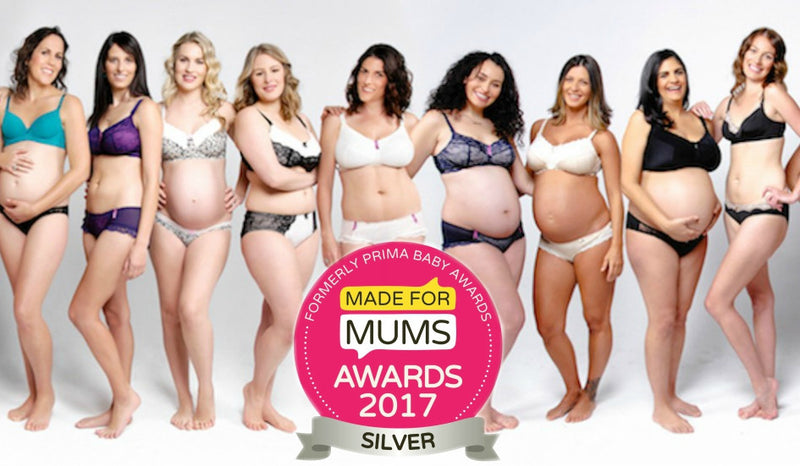Hotmilk wins Silver at the latest Made for Mums Awards!!!
