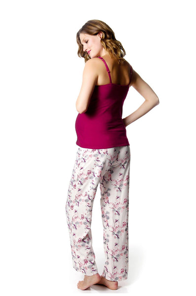 Hotmilk Lingerie Harmony nursing Camisole and PJ pant