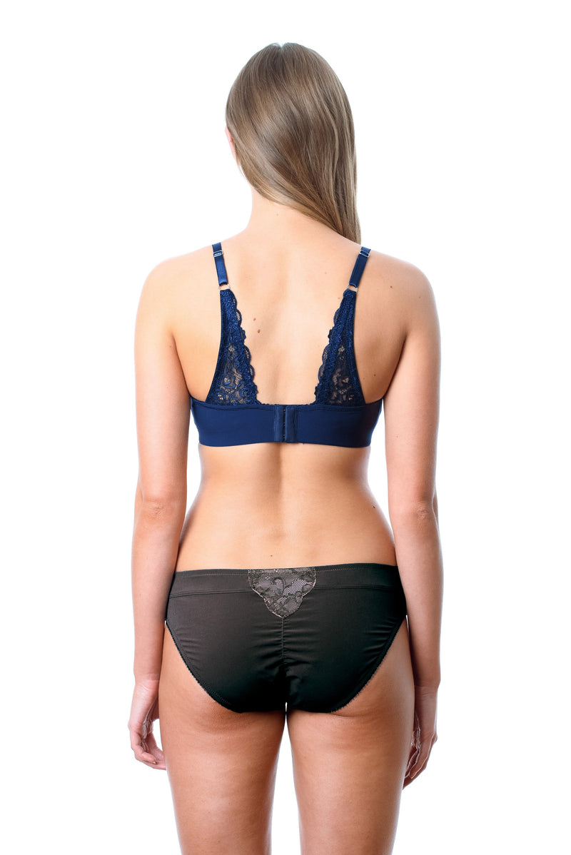 TEMPTATION INK NURSING BRA - FLEXI UNDERWIRE