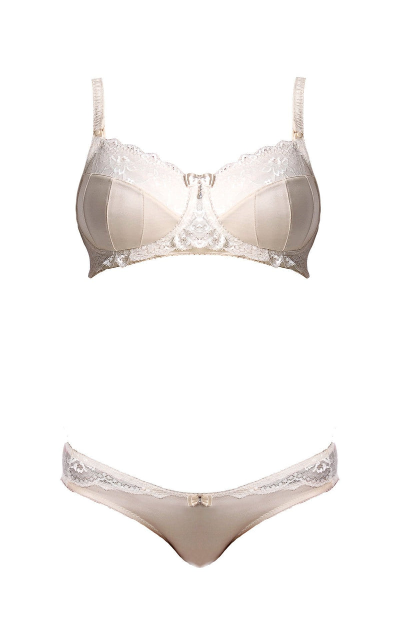 Luminous Bra and matching knicker