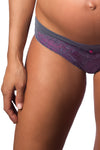 HOTMILK TEMPTATION GRAPHITE KNICKER