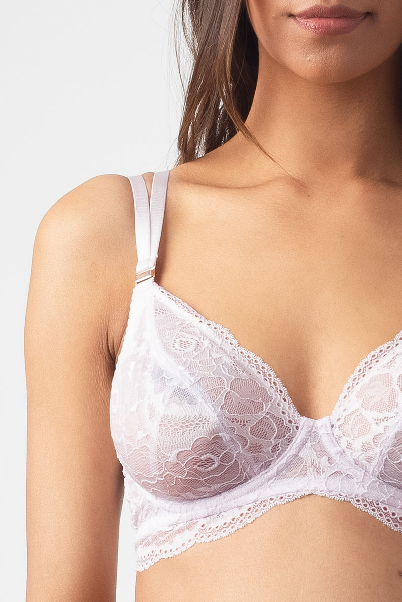 Heroine nursing bra by Projectme and Hotmilk for maternity and breastfeeding