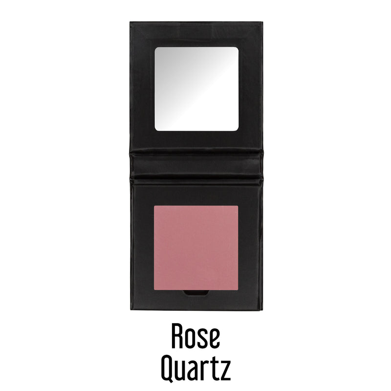 Rose Quartz palette open