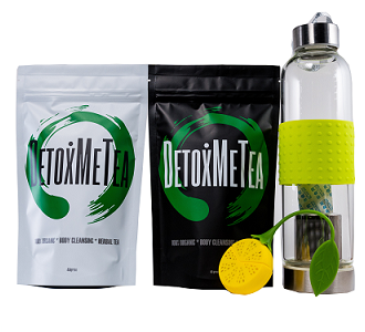 Weight Loss Detox Tea 14 Day Kick Starter Pack Cleanse