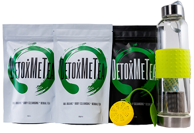 Weight Loss Detox Tea 14 Day Ultimate Pack Diet - DETOXMETEA - Free World Shipping, Detox Skinny Weightloss Tea