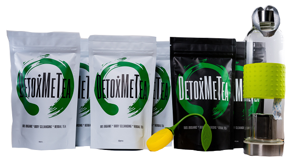 Fit Tea Detox 28 Day Ultimate PLUS Pack - DETOXMETEA - Free World Shipping, Detox Skinny Weightloss Tea