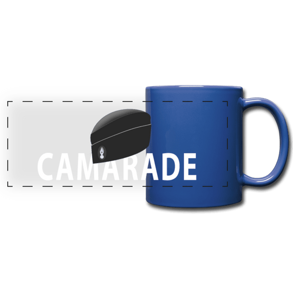 Tasse - Mug « Camarade » - bleu royal