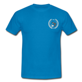 T-Shirt col rond « FTSI » - bleu royal