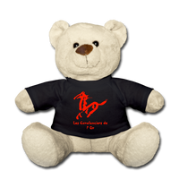 Teddy Bear « Les Cavalanciers de l'Or » max - noir