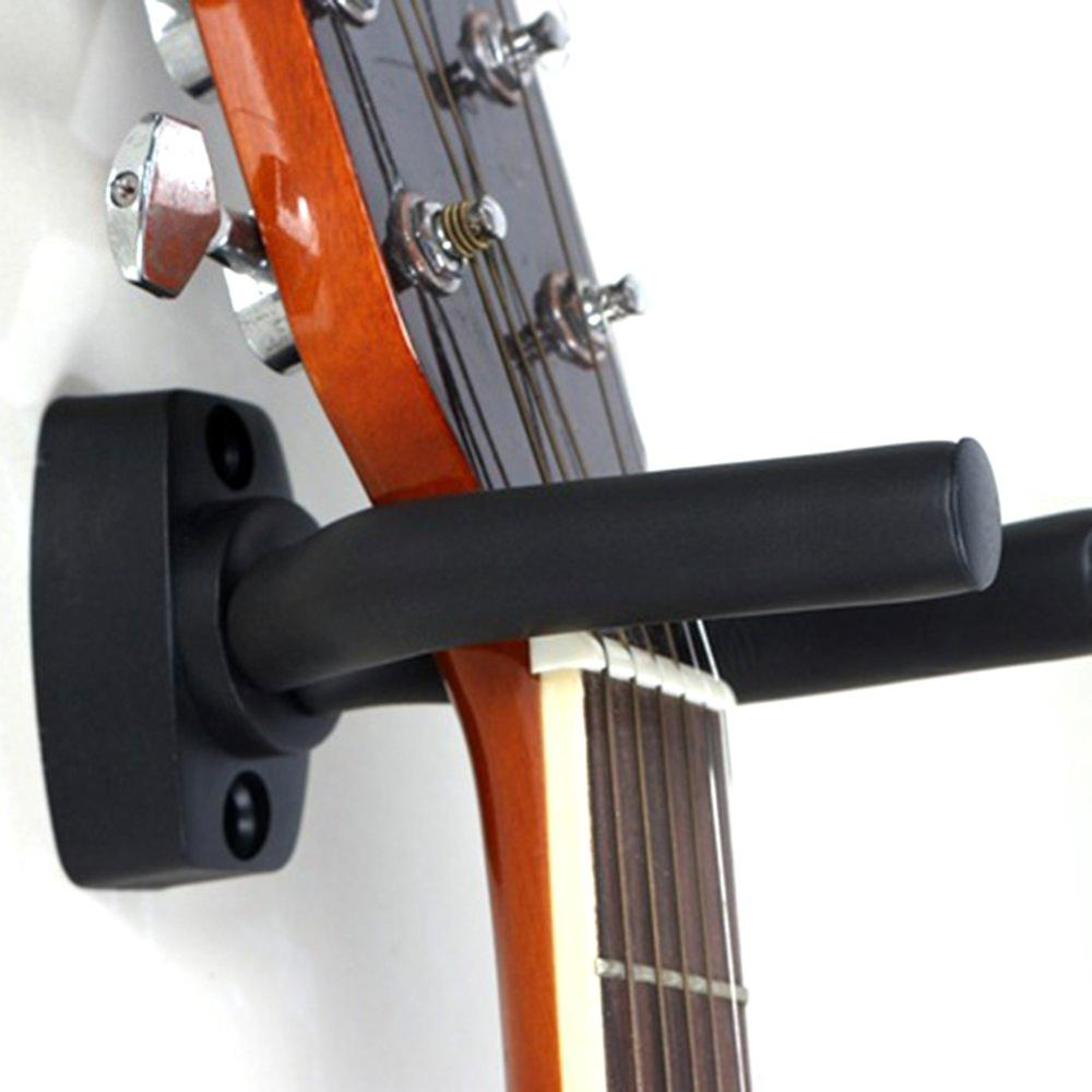 Guitar Holder Support Guitarra Stand Wall Mount Guitar Hanger Hook for Guitars Bass Ukulele String Instrument Piano  Accessories