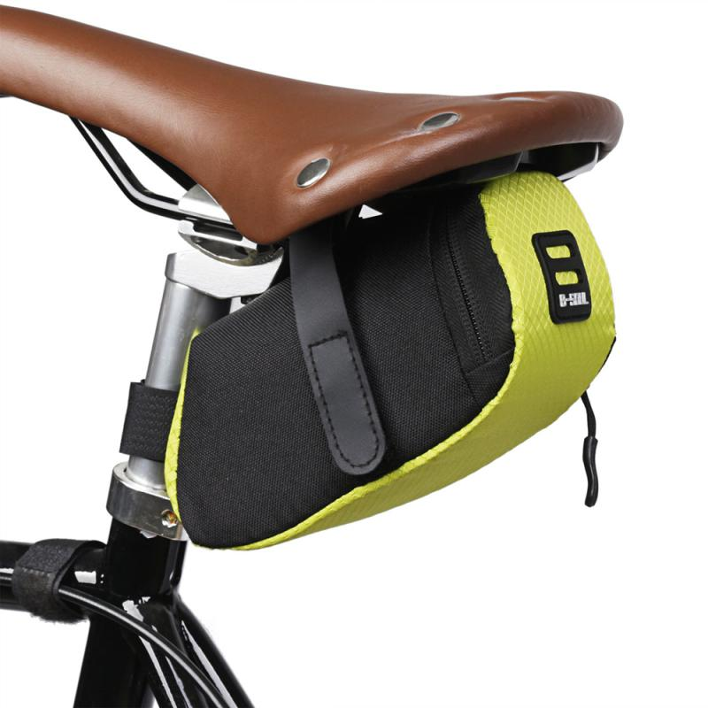 Mountain Road Bike Saddle Bag Waterproof Bicycle Rear Tail Seat Bag Cycling Seat Pouch Bicycle Tail Bags Bike Cycling Equipment