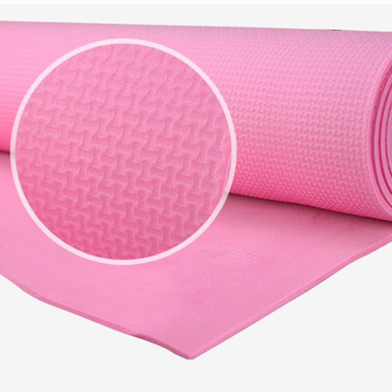 Massager Soft Cushion Massage EVA Yoga Mat Acupressure Relieve Stress Back Body Pain Spike Mat Acupuncture Massage Yoga Mat