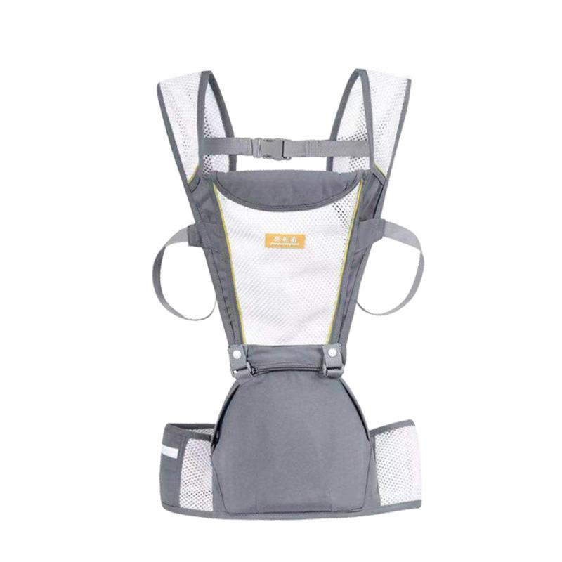 Baby Carrying Baby Artifact Front-Mounted  Hip Seat Ergonomic Wrap Child waist stool Newborn Seats Breathable Removable