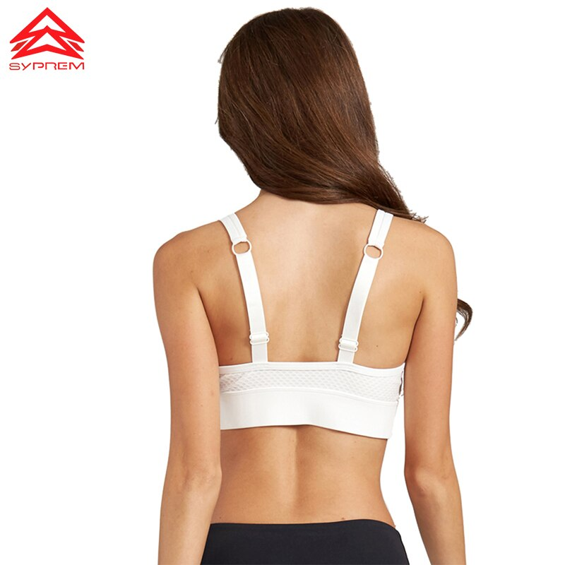SYPREM sportswear New Style sport bra Push Up Yoga Bras Fitness seamless Tops For Women Female Comfortable sports Bras,1FT0870