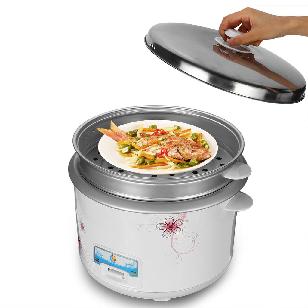 Large Electric Rice Cooker 10L 110V Food Steamer Hot Pot Multi Electric Rice Cooker Soup Pot Cooking Pot Kitchen Cooking Tools