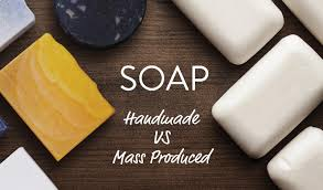 SOAP or SYNTHETIC DETERGENT... WHAT'S IN YOUR SOAP?
