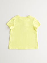 Load image into Gallery viewer, YELLOW T-SHIRT