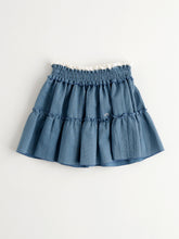 Load image into Gallery viewer, DARK BLUE SKIRT