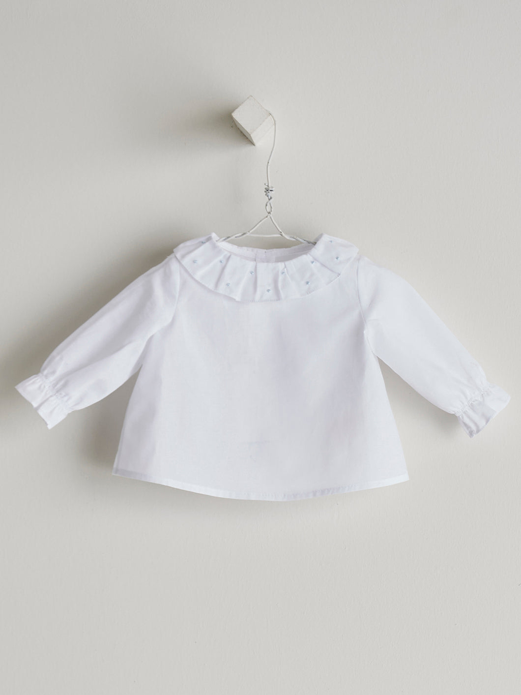 BABY WHITE BLOUSE