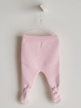 Load image into Gallery viewer, BABY PINK KNITTED PANTS