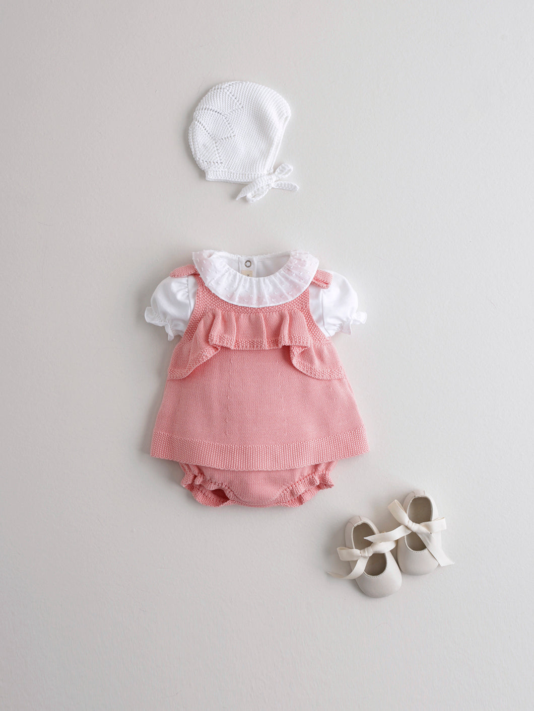 BABY GIRL SET IN PINK COLOR
