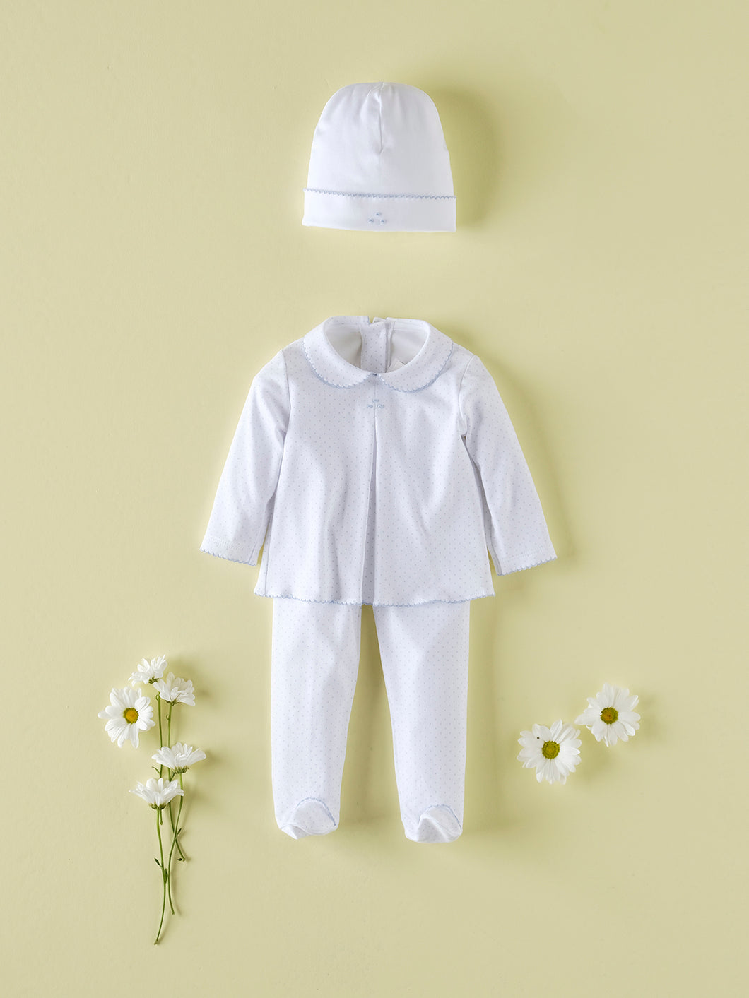 BABY SET. MADE OF SOFT COTTON