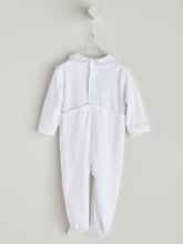 Load image into Gallery viewer, BABY COTTON PYJAMA WITH PINK DETAILS