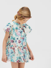 Load image into Gallery viewer, GIRLS FLORAL DRESS