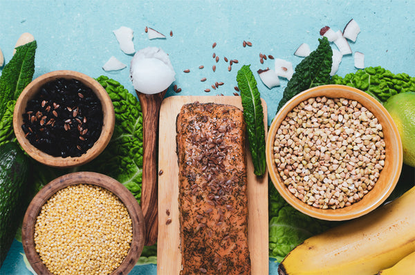 How to prevent varicose veins - healthy diet with fiber and flavonoids