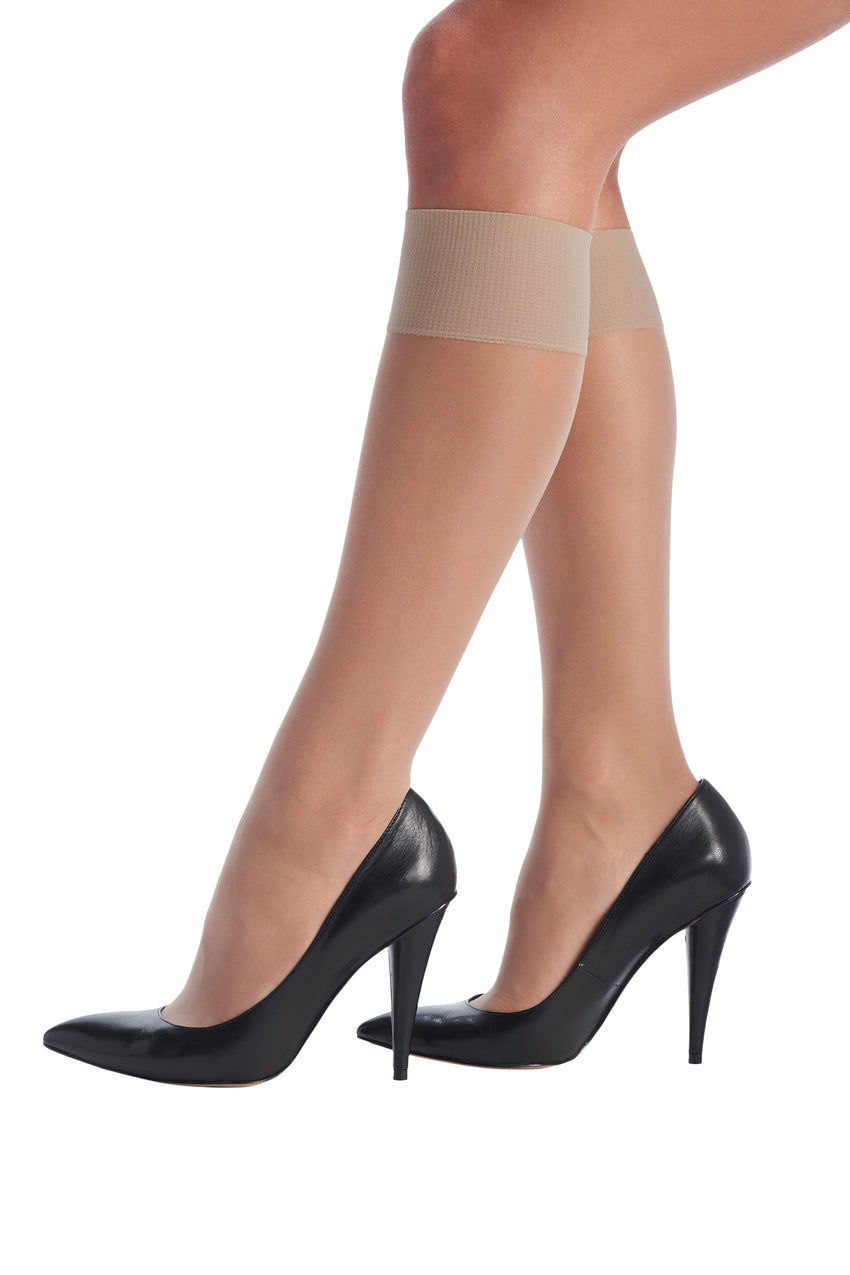 Oroblu Lycia 15 Knee Highs
