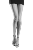 Oroblu Lycia 15 Knee Highs Extra sheer knee highs in a matte finish, with wide stay-up bands for all-day comfort.