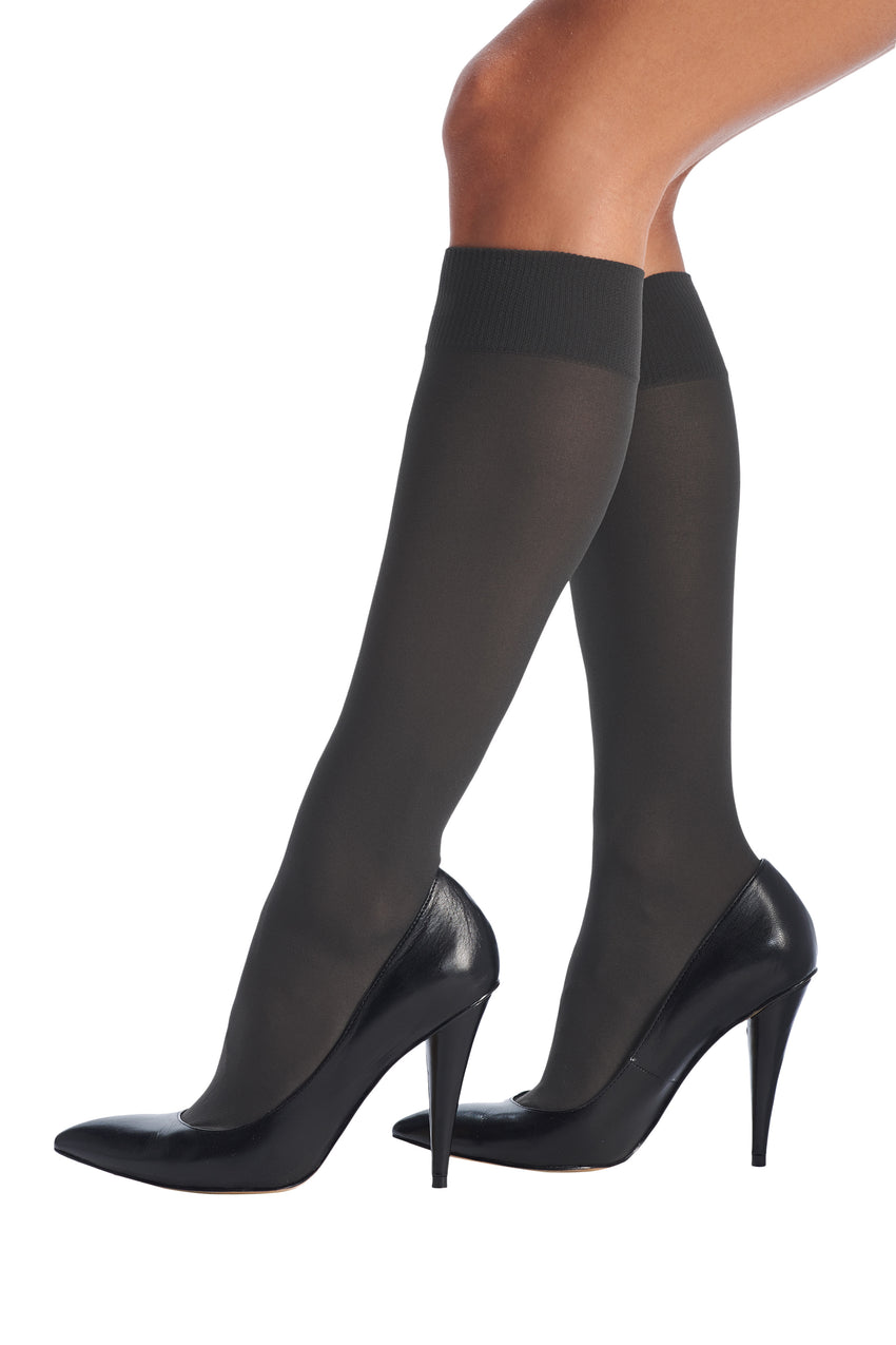 Oroblu Opaque 50 Knee Highs