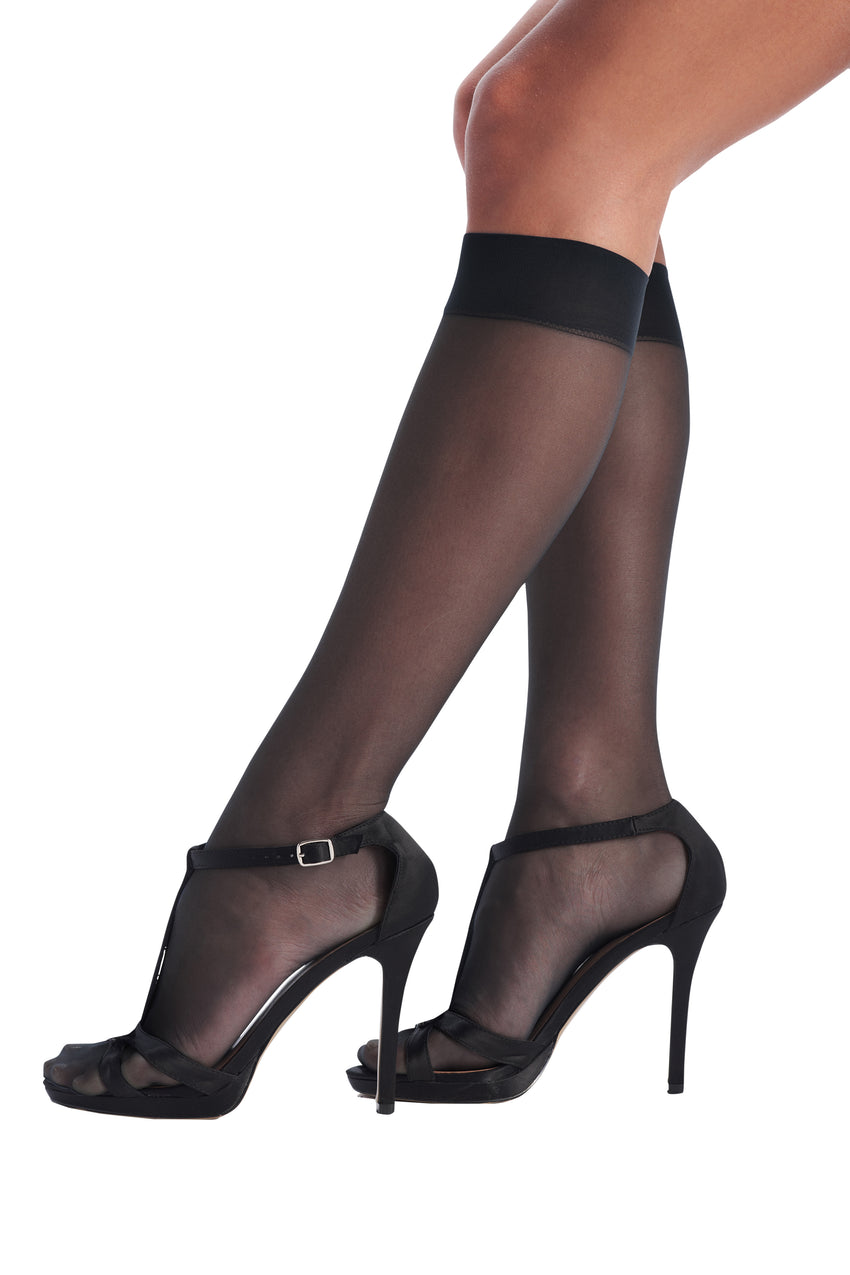 Oroblu Geo 8 Knee Highs