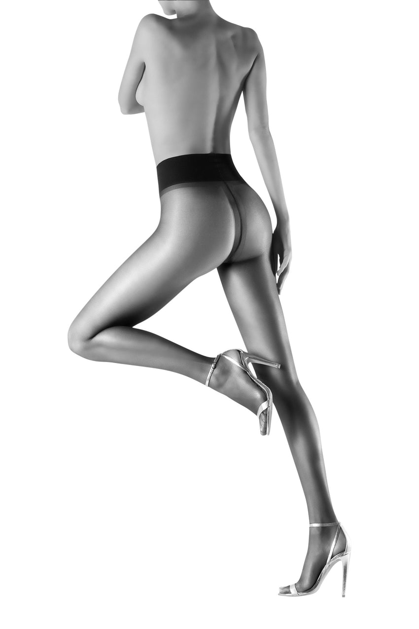 df5ea4c65c Oroblu Different 15 Tights Ultra sheer tights with strategically-placed  support for a leg- ...