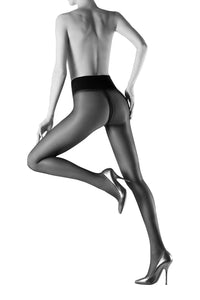 Oroblu Different 40 Semi-sheer tights with strategically-placed support for a leg-lengthening look.