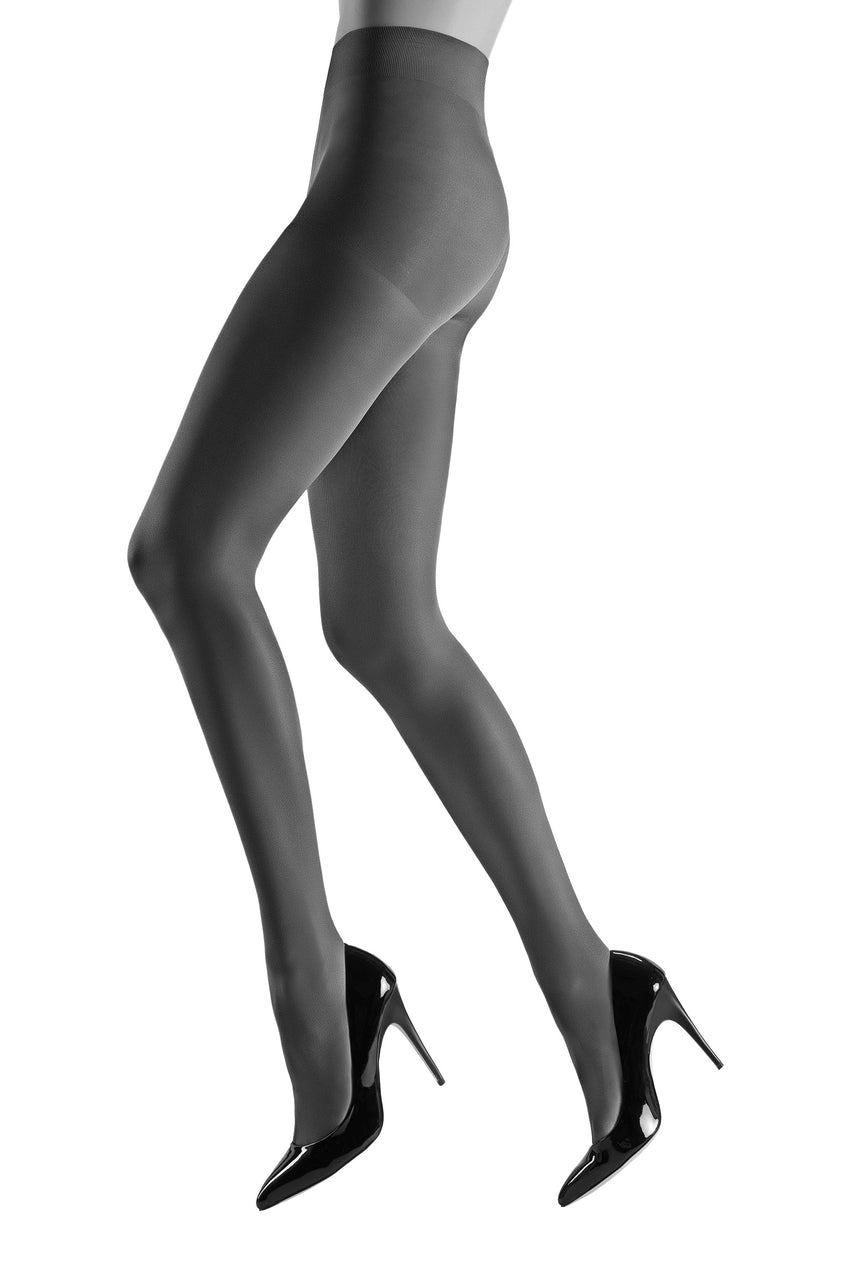 Oroblu All Colors 50 Slim Fit Opaque tights with body shaper tummy control in a stunning range of colors.