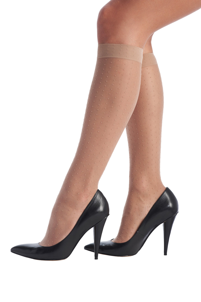 Oroblu Adelle Knee Highs