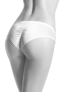 Oroblu Kate Culotte Ruching accentuates your assets in these shorty panties made from ultra-soft cotton blend.