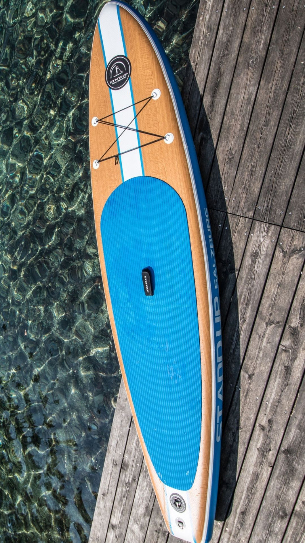 11er Allround Wood Stand Up Paddle Board | ★★★★★