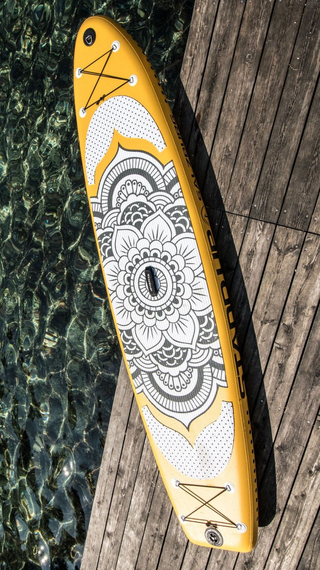 10,8er Eclectic Stand Up Paddle Board | ★★★★★